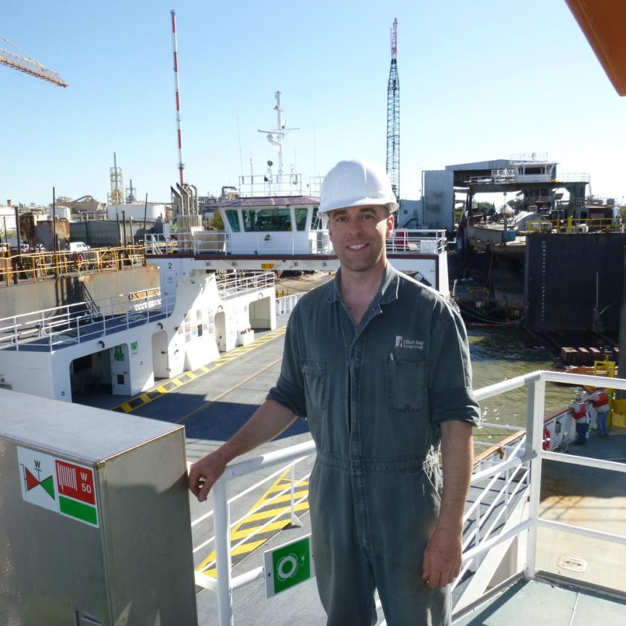 Seattle Maritime 101 - Meet a Mariner 2018